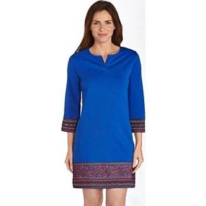 Coolibar UPF 50+ T-Shirt Dress - Sun Protective